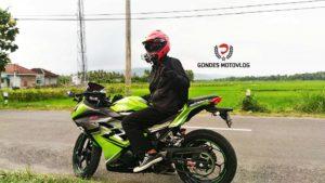 Gondes Motovlog Ninja 250 FI ABS Keren.!