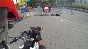 Gondes Motovlog Start Engine New Vixion