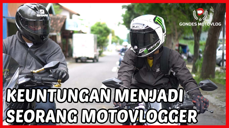 Hobi Motor dan Edit Video yang Mendatangkan Untung