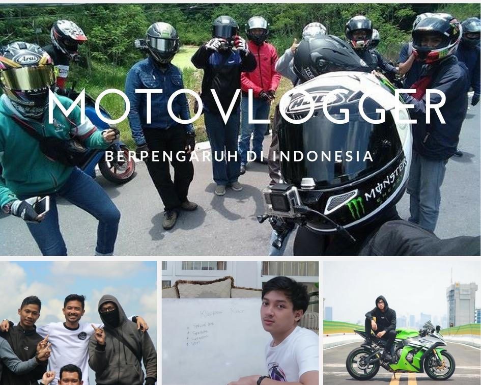 6 Motovlogger Indonesia Yang Paling Berpengaruh