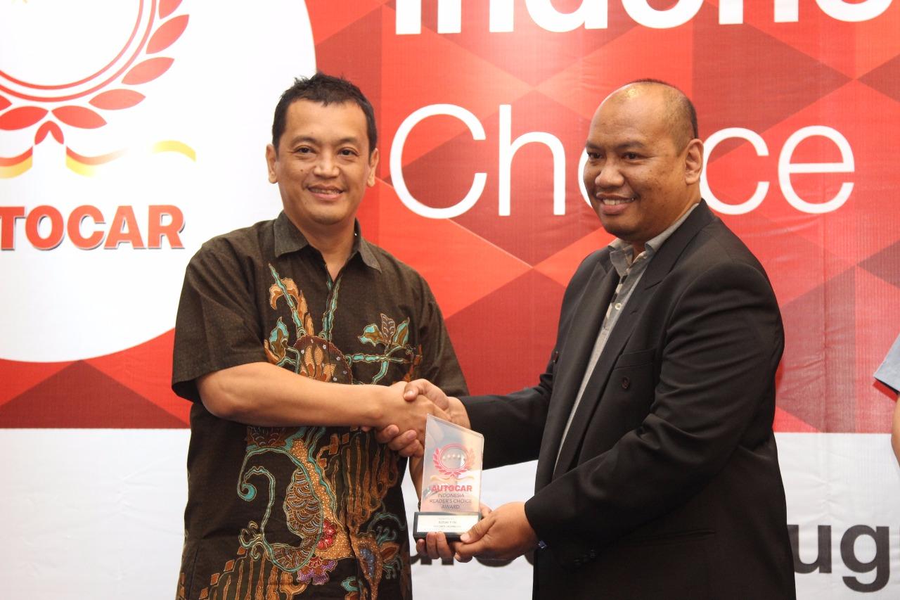 Suzuki Indomobil Sales Raih Empat Anugerah  Bergengsi ARCA 2017