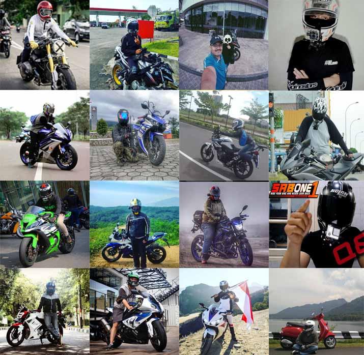 Tips Menjadi Motovlogger Sukses Ala Jodie Motovlog HD,Den Dimas dll